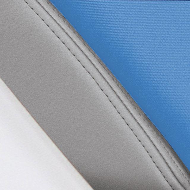 Steel Blue Interior