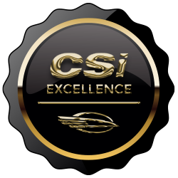CSI excellence Badge - Chaparral Boats