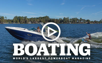 246 SSi Surf (2017) Boating Magazine